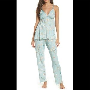 NWT Flora Nikrooz Anthro Tinsley Pajama Set XS